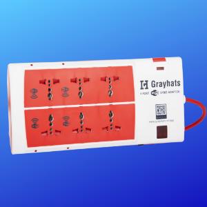 Grayhats 4 Port Smart Power Strip